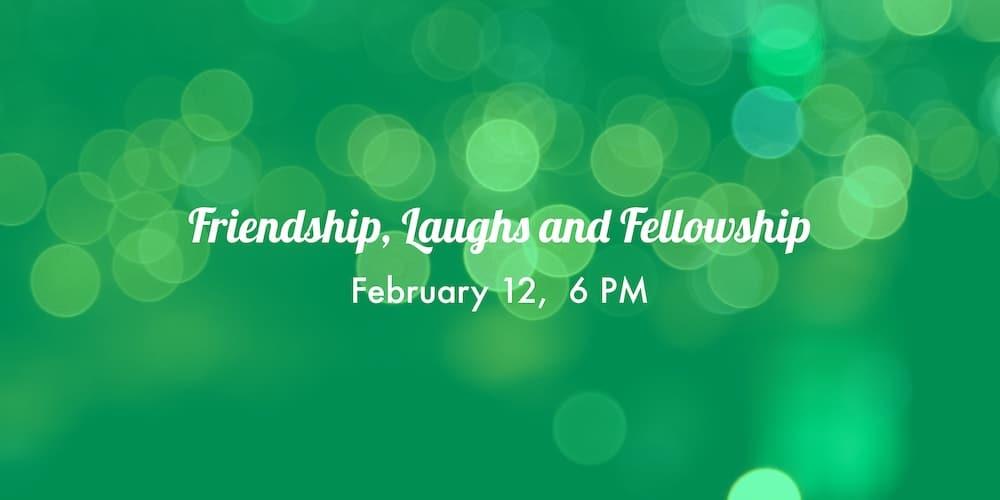 friendship laughs fellowship orig